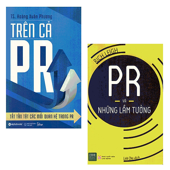 Combo PR Và Những Lầm Tưởng + Trên Cả PR