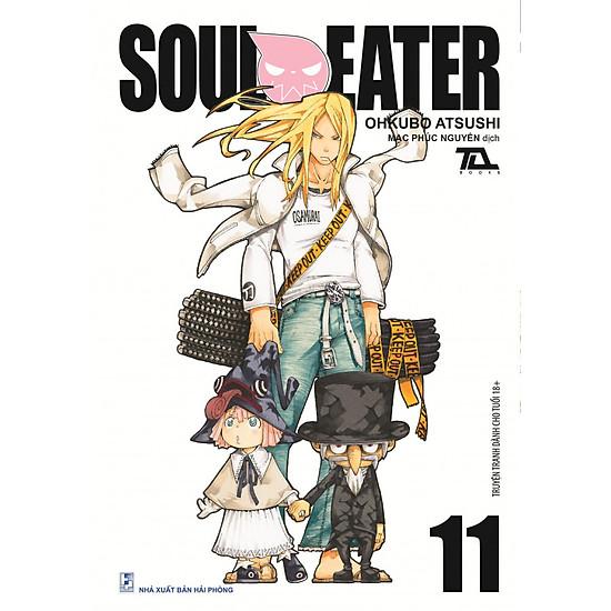 Soul Eater - Tập 11