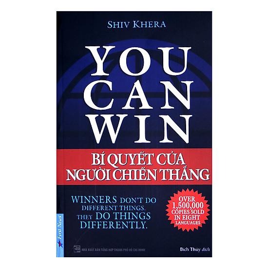 You Can Win - Bí Quyết Của Người Chiến Thắng (Tái Bản)