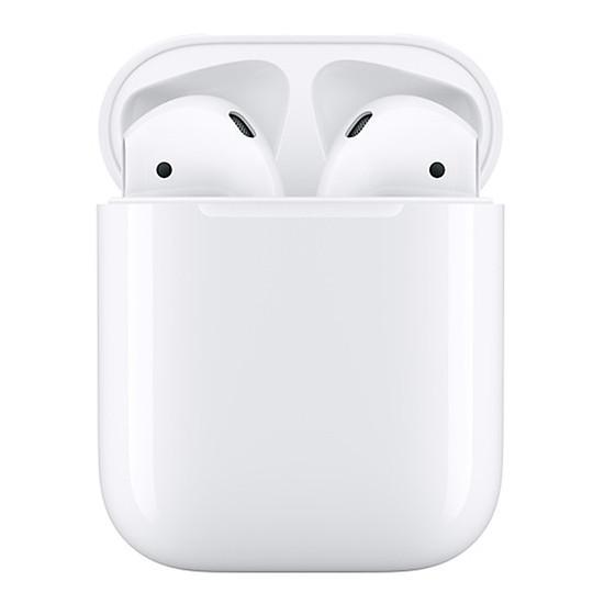 Kết quả hình ảnh cho Tai Nghe Bluetooth Apple AirPods 2 True Wireless - MV7N2 tiki