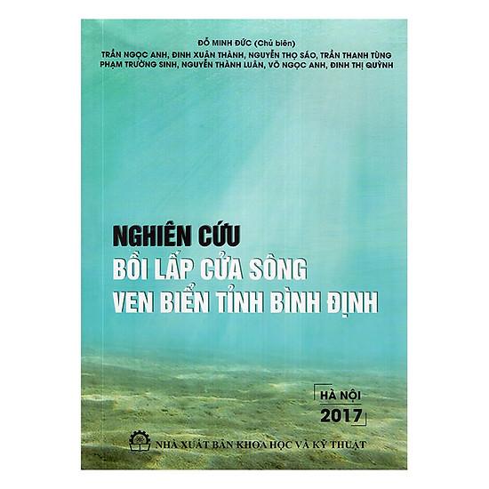 Nghiên Cứu Bồi Lấp Cửa Sông Ven Biển Tỉnh Bình Định