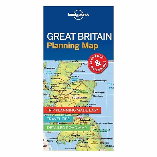 Great Britain Planning Map 1