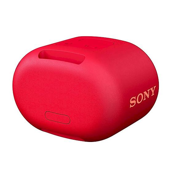 Loa Bluetooth Sony ExtraBass XB01 (Đỏ) - Hàng Chính Hãng-4