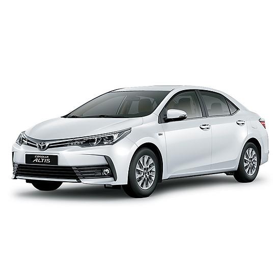 Xe Ô Tô Toyota COROLLA ALTIS 1.8E MT (HTML) - Trắng