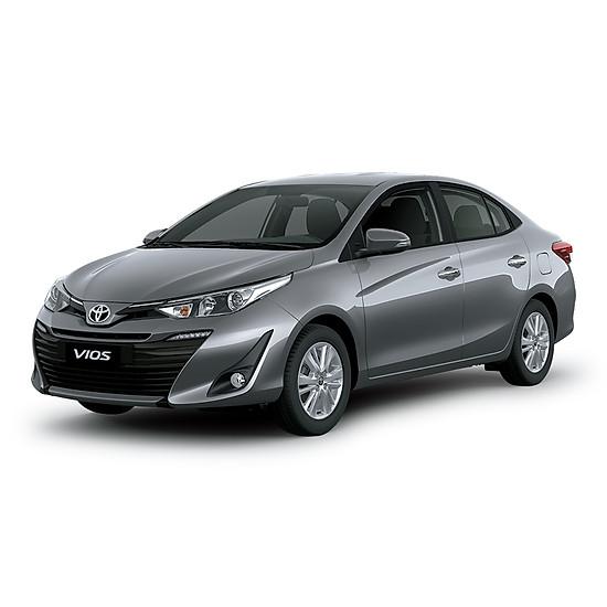 Xe Ô Tô Toyota VIOS 1.5G (CVT) - Xám
