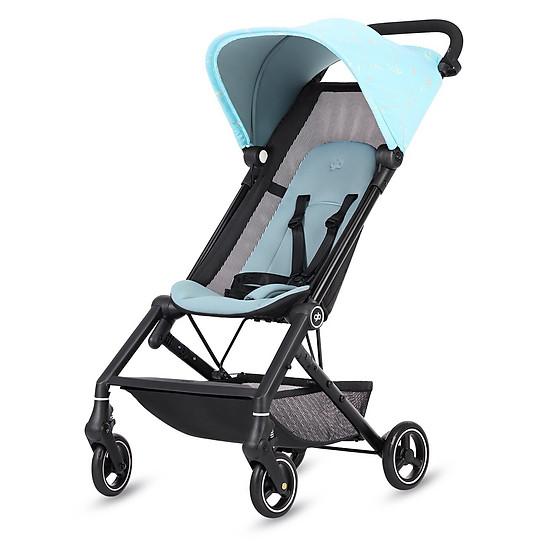 Xe đẩy em bé siêu nhẹ GB FLAM, dễ dàng gấp gọn, tiện lợi mang theo bất cứ đâu, gấp gọn vừ