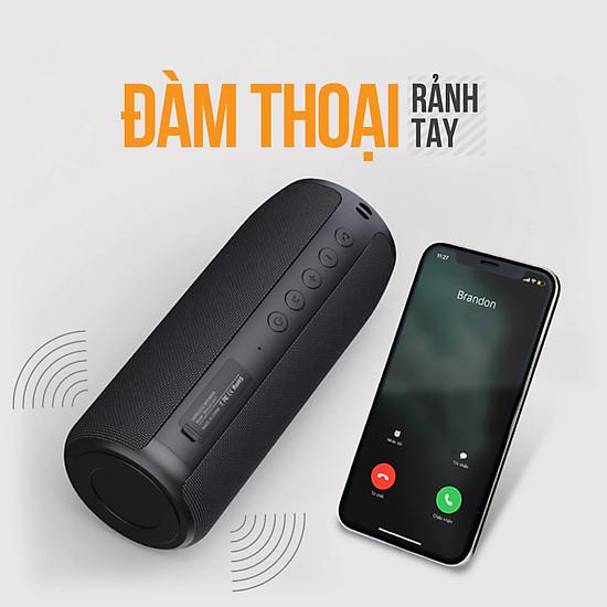 Loa Bluetooth 5.0 Extra Bass Ovleng Zealot S51 - Hàng Chính Hãng - Green Camo-8