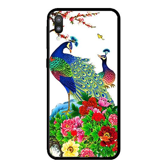 Ốp Lưng Viền TPU cho điện thoại cho điện thoại Samsung Galaxy M10 - 0149 CHIMCONG02 - Hàng Chính Hãng