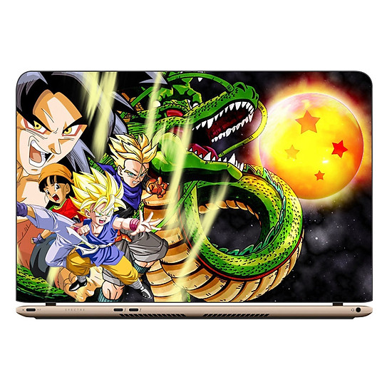 Mẫu Dán Decal Laptop Hoạt Hình Anime Nhật Bản DCLTHH 238