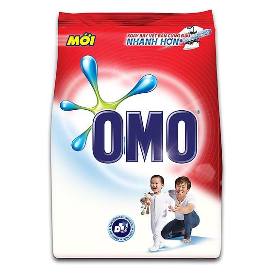 Bột Giặt Dịu Nhẹ OMO Bịch 4,1 KG