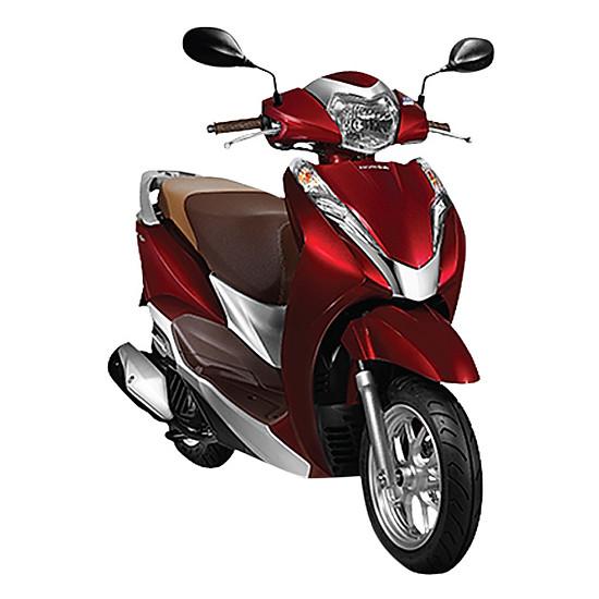 Xe Máy Honda Lead Cao Cấp Smart Key 2018 - Đỏ nâu bạc=40.200.000 ₫