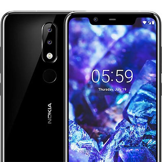 Điện Thoại Nokia 5.1 Plus - Hàng Chính Hãng