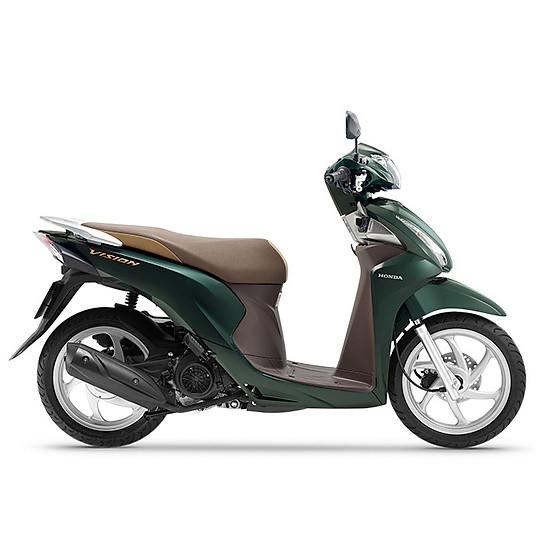 Xe máy Honda Vision 2019 Bản cao cấp Smartkey - Xanh lục nâu=34.730.000 ₫