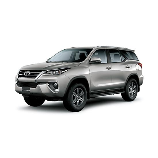 Xe Ô Tô Toyota FORTUNER 2.4AT 4x4 HTM - Đồng