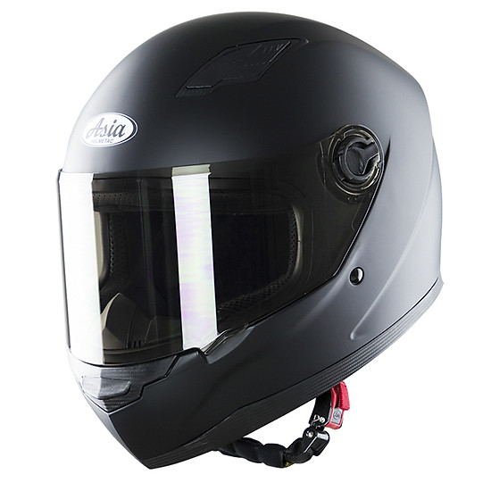 Mũ bảo hiểm Fullface Asia MT136 đen=349.000 ₫