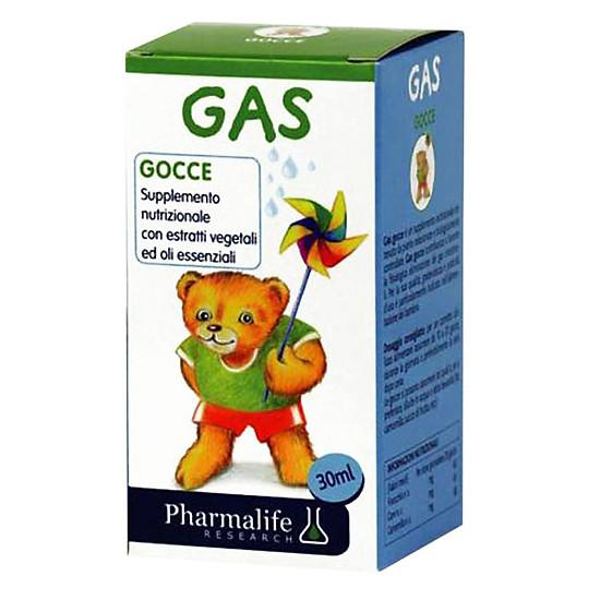 Thực Phẩm Chức Năng Thảo Dược Cho Trẻ Nôn Trớ, Khó Tiêu GAS Bimbi (30ml)