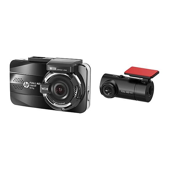 Camera Hành Trình HP F870g + RC3 - Hàng Nhập Khẩu