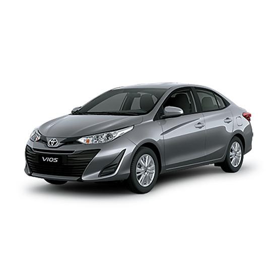 Xe Ô Tô Toyota VIOS 1.5E (MT) - Xám