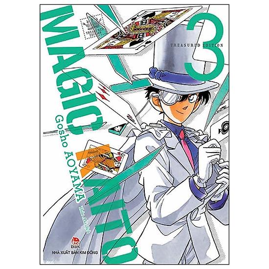Magic Kaito – Tập 3 (Tái Bản 2019)