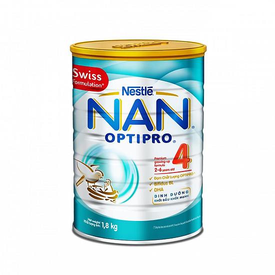 Sữa Bột Nestle NAN Optipro 4 (1.8kg)