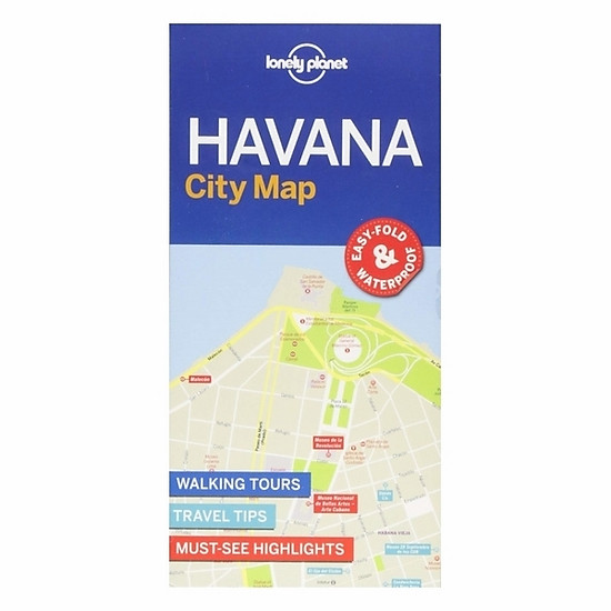 Havana City Map