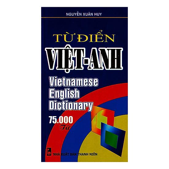 Từ Điển Việt – Anh 75.000 Từ
