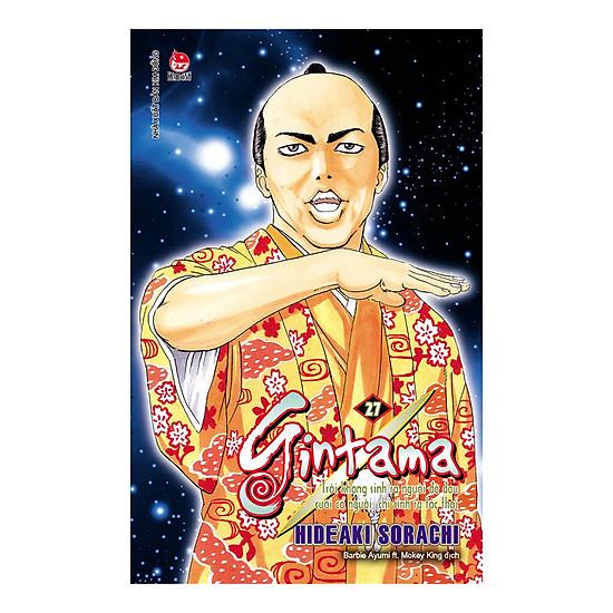 Gintama - Tập 27 ( tái bản ) = 18.000 ₫