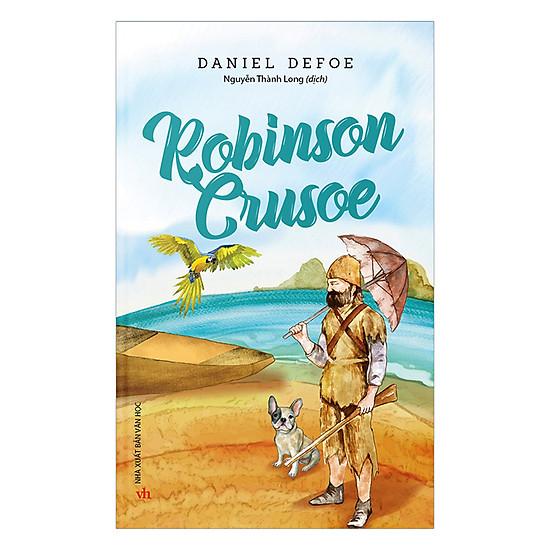 Robinson Crusoe (Tái Bản)