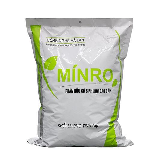Phân bón hữu cơ sinh học Minro Hà Lan