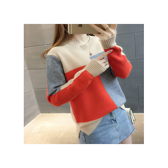 áo len dài tay Knit