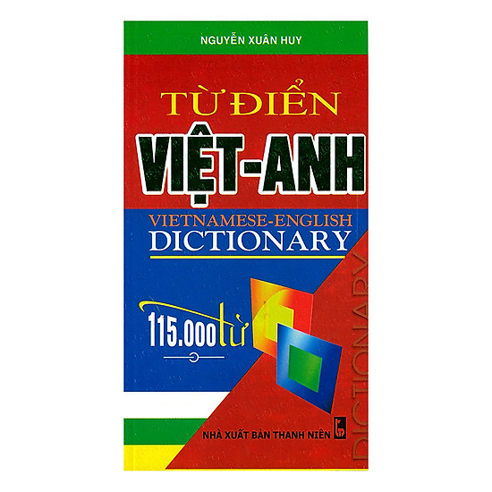 Từ Điển Việt – Anh 115.000 Từ