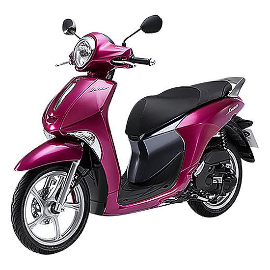 Xe Máy Yamaha Janus Standard 2018 - Hồng Tím=27.790.000 ₫