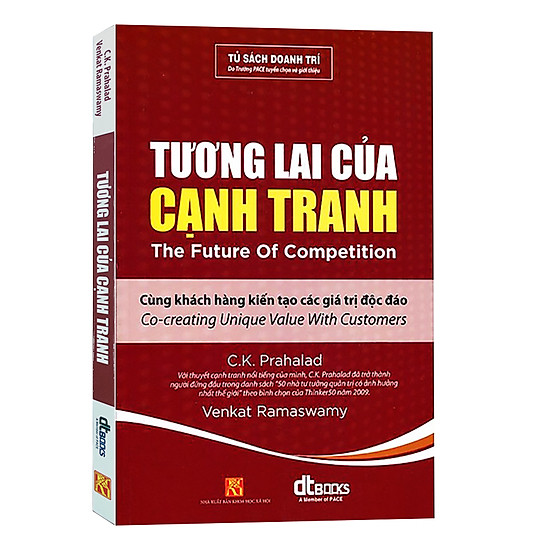 Tương Lai Của Cạnh Tranh - The Future Of Competition