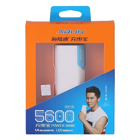 Pin Sạc Dự Phòng Sotate Arun5600 - Hàng Nhập Khẩu