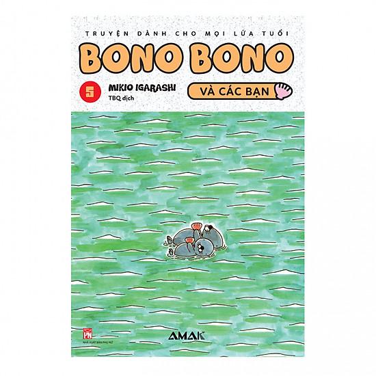 Bono Bono Và Các Bạn (Tập 5)