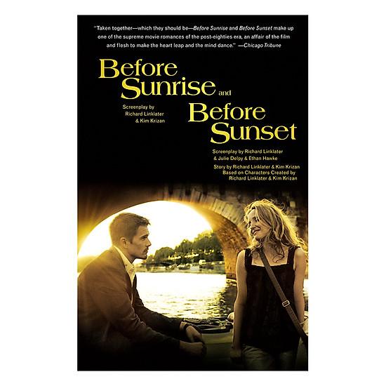 Hình đại diện sản phẩm Before Sunrise & Before Sunset: Two Screenplays