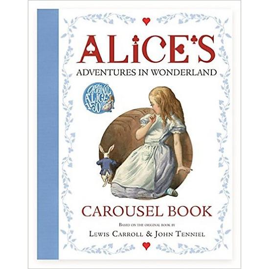 Hình đại diện sản phẩm Alice'S Adventures In Wonderland Carousel Book