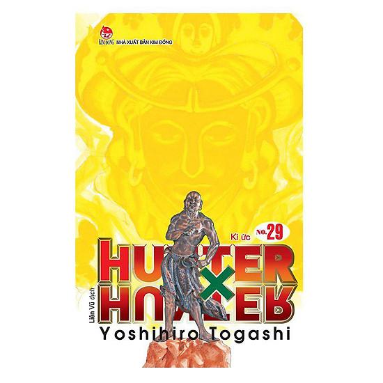 Hunter X Hunter – Tập 29