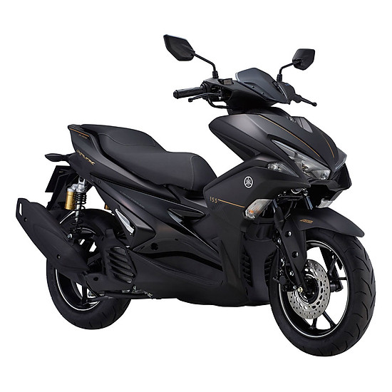 Xe Máy Yamaha NVX 155 Premium Phuộc Dầu - Đen Nhám=52.190.000 ₫