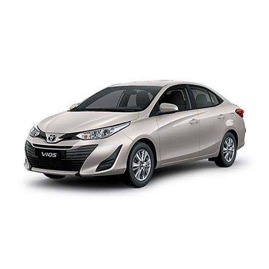 Xe Ô Tô Toyota VIOS 1.5E (MT) - Be