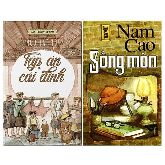Bộ Danh Tác Việt Nam: Sống Mòn, Tập Án Cái Đình