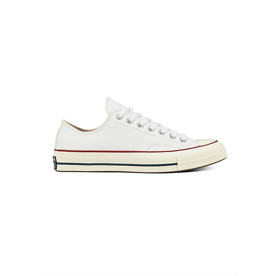 ca6cbd5ccad0 Giày Sneaker Unisex Converse Chuck Taylor All Star 1970s All White Low 2018