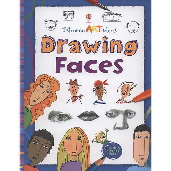 Usborne Art Ideas Drawing Faces