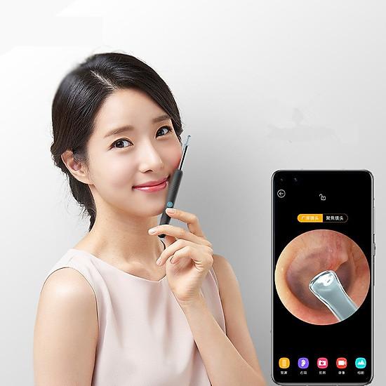 Dụng Cụ Lấy Ráy Tai Xiaomi Youpin Bebird R1 Smart Visual Ear Stick-white-5