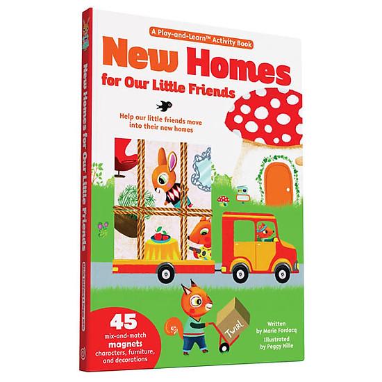 Hình đại diện sản phẩm New Homes For Our Little Friends Help Our Littl