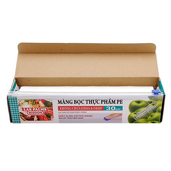 Màng Bọc Thực Phẩm PVC Laspalms MBTP13090092 (30cm x 120m)