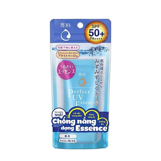 Kem chống nắng dạng tinh chất Senka Perfect UV Essence 50g