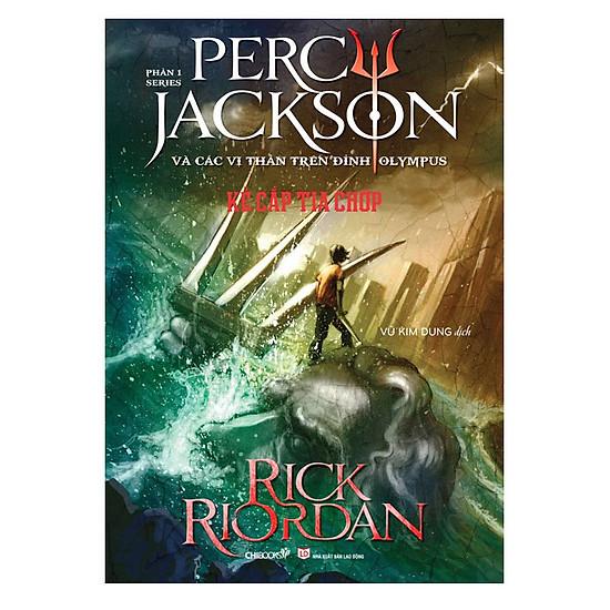 Series Percy Jackson Và Các Vị Thần Trên Đỉnh Olympus Phần 1 - Kẻ Cắp Tia Chớp (Tái Bản 2018)