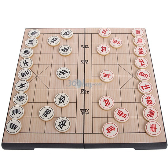 AIA (UB) Chinese Chess Magnetic Foldable Portable 4862-0