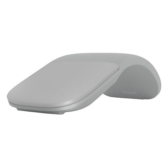 Chuột Không Dây Microsoft Surface Arc Mouse Wireless New Version 2017 (Light Gray) – Hàng Chính Hãng